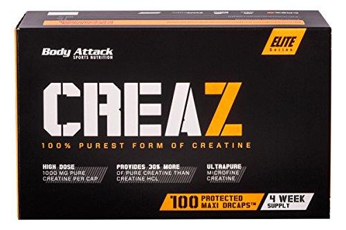 Body Attack Creaz, 1er Pack (1 x 100 Kapseln)