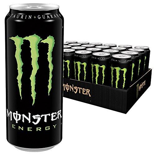 Monster Energy, 24 x 500 ml Dose