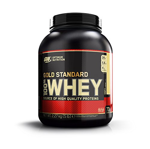 Optimum Nutrition Whey Gold Standard Protein, French Vanilla Cream, 1er Pack (1 x 2,3kg)