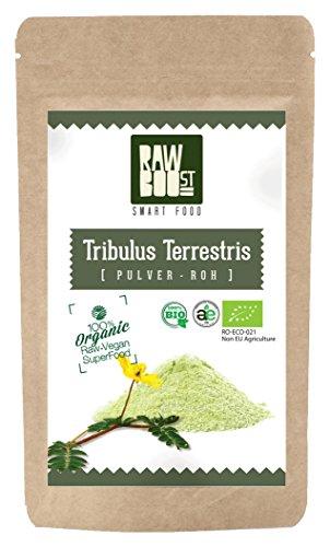 Rawboost Bio Tribulus Terrestris Pulver, 1er Pack (1 x 300 g)