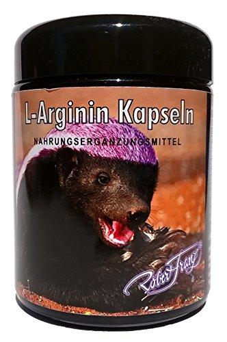 Robert Franz L-Arginin Kapseln, 180 Stück