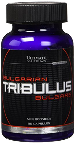 Ultimate Nutrition Bulgarian Tribulus 90 Kapseln, 1er Pack (1 x 82.2 g)