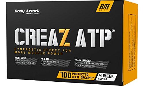 Body Attack CREAZ ATP, 1er Pack (1 x 100 Kapseln)