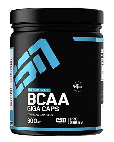 ESN BCAA GIGA Caps., 300 Kaps.