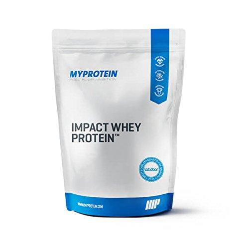 Myprotein Impact Whey Protein Blueberry und Raspberry Stevia, 1er Pack (1 x 1 kg)
