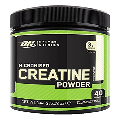 Optimum Nutrition Micronised Creatine Powder, 144 g