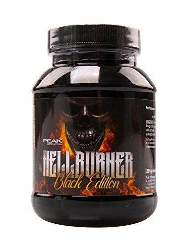 Peak Hellburner - Black Edition - 120 Caps