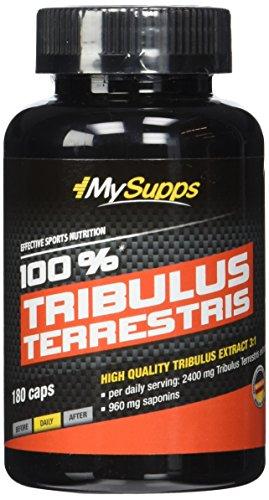 My Supps 100% Tribulus Terrestris Extract, 180 Kapseln