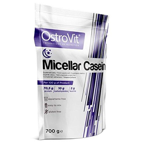 OstroVit MICELLAR CASEIN Cookies & Cream, 1er Pack (1 x 700 g)
