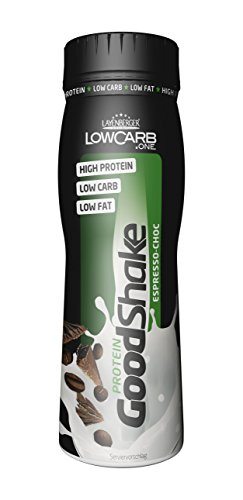Layenberger LowCarb.one Protein Goodshake Espresso-Choc, 6er Pack (6 x 220 g)