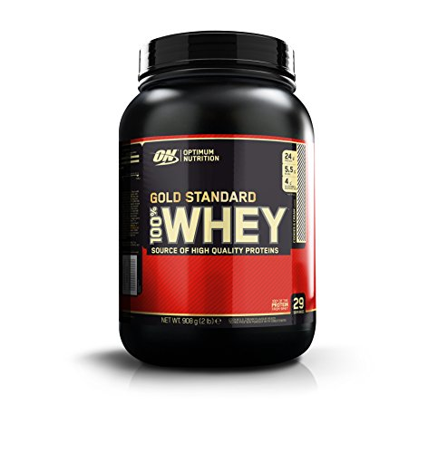 Optimum Nutrition Whey Gold Standard Protein, Cookies & Cream, 0,9 kg