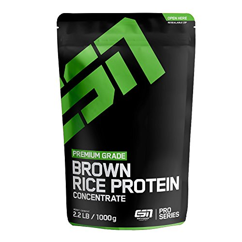 ESN Rice Protein Concentrate, Hazelnut, 1kg