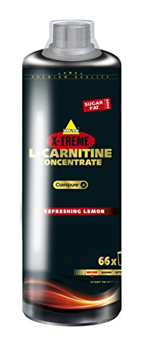 Inkospor X-Treme L-Carnitine Konzentrat, refreshing lemon, 1000ml Flasche