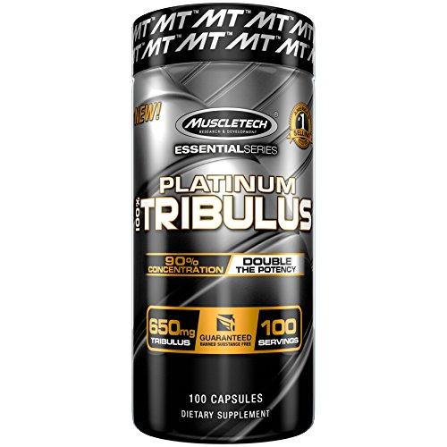 Muscletech Essential Series Platinum 100% Tribulus Standard, 100 g