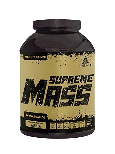 Peak Supreme Mass, Vanille (1 x 3 kg)