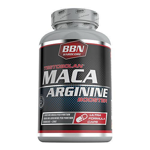 BBN Hardcore (Testobolan, Maca Arginine Booster)