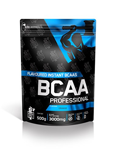 German Forge BCAA Professional – Orange (1 x 500 g)