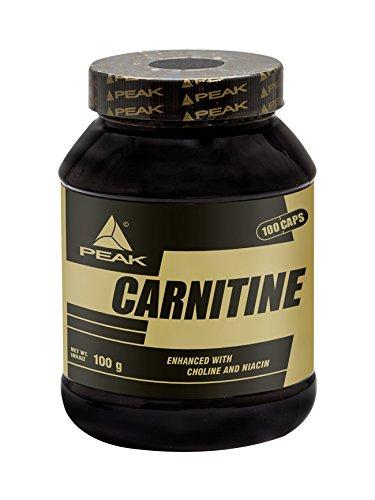 Peak Carnitin 100 Kapseln