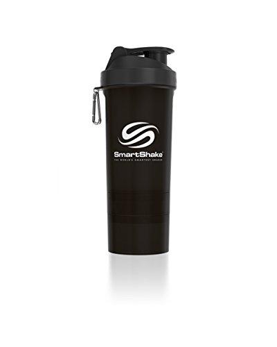 SmartShake 800 ml/28 oz XL Gunsmoke Edition, 1er Pack