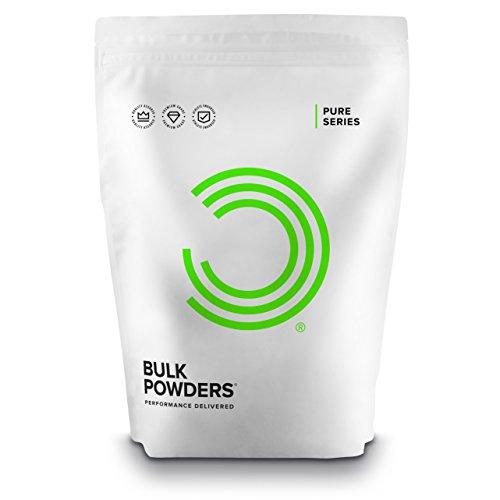 Bulk Powders Pure Whey Isolat 90 - Hochwertiges Proteinpulver - Protein Shake Molkeprotein-geschmacksneutral, 1000 g