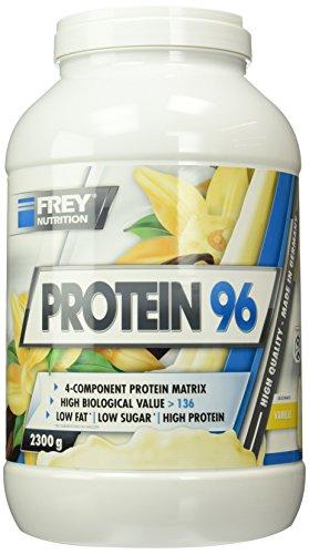 Frey Nutrition Protein 96 Vanille Dose, 1er Pack (1 x 2.3 kg)