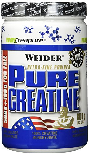 Weider Pure Creatine, Neutral, 600 g