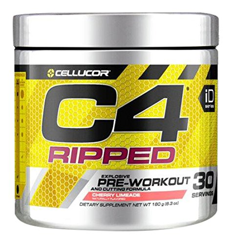 Cellucor C4 Ripped (30 Portionen) Cherry Limeade, 180 g