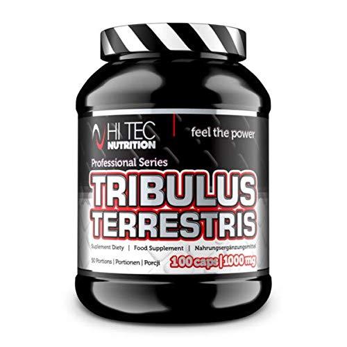 HI-TEC Tribulus Terrestris Professional - 100 capsules