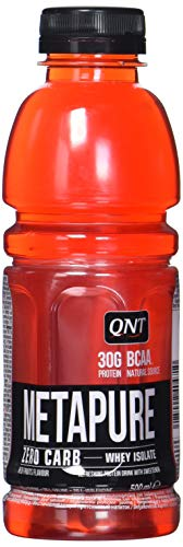 Qnt Metapure Zero Carb Drink Red Fruits, 12 x 500 ml
