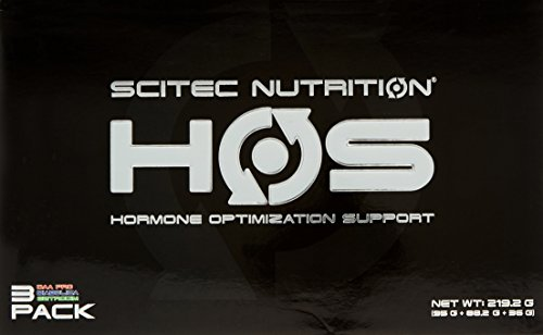 Scitec Nutrition Hormon Optimization Support, 1er Pack (1 x 219 g)