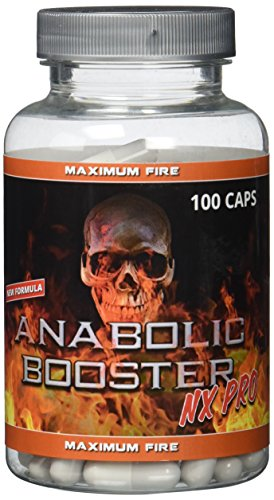 Anabolic Booster NX PRO - 100 Kapseln - NEW FORMULA - Neue Formel (NITRO X PRO)