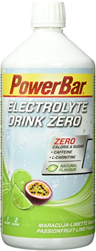 PowerBar Electrolyte Drink Passionfruit-Lime/Maracuja-Limette PET