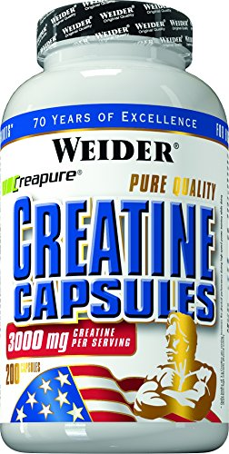 Weider, Pure Creatine, 249 grams
