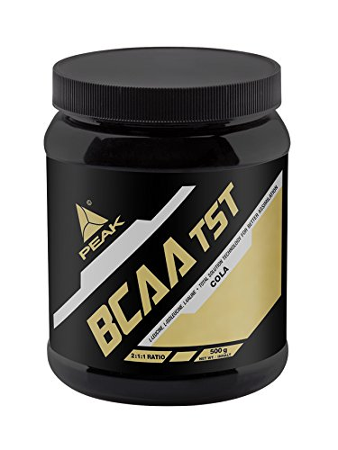 Peak BCAA TST, (Total Solution Technology) mit Vitamin B-Komplex, Blueberry, 1er Pack (1 x 500 g)