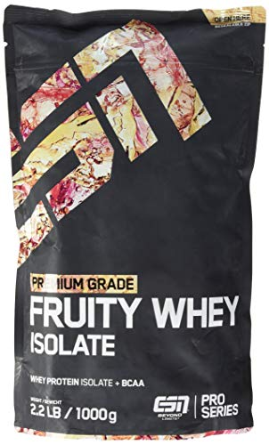 Esn Fruity Whey Isolate Wildberry, 1000 g