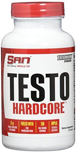 San TESTO Hardcore 90 Tabletten