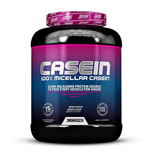 Xcore Nutrition Xtreme Casein SS 2000 g Strawberry