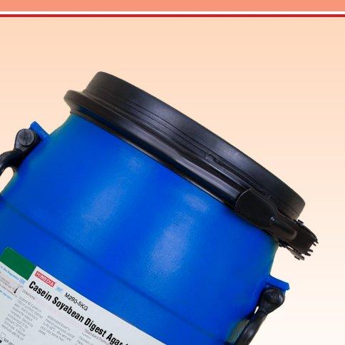 HiMedia M290-5KG Sojabohnen Casein Digest Agar/Trypton Soja Agar, 5 kg