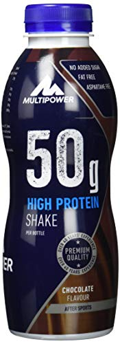 Multipower Protein Shake Chocolate, 6 l