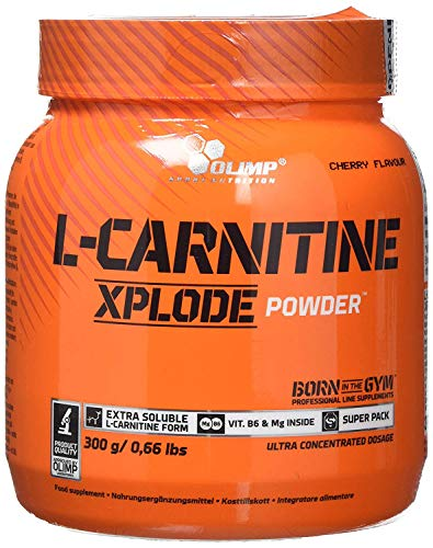 Olimp L-Carnitine Xplode Powder (Cherry)