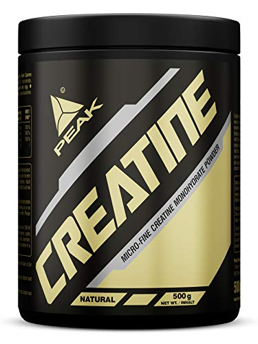PEAK Creatine Powder Neutral 500g