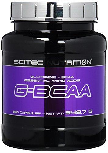 Scitec Nutrition G-BCAA, 250 Kapseln