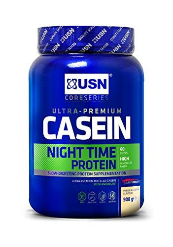 Usn Casein Protein Vanilla Cream 908 g
