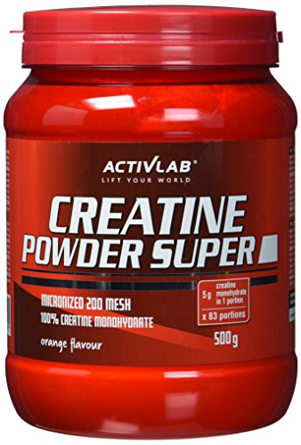 Activlab Creatine Powder, Orange, 500 g
