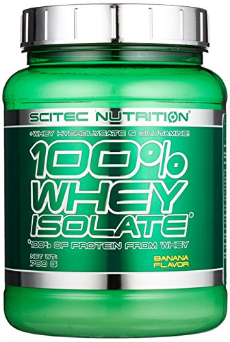 Scitec Nutrition Protein Whey Isolate, Banane, 700g