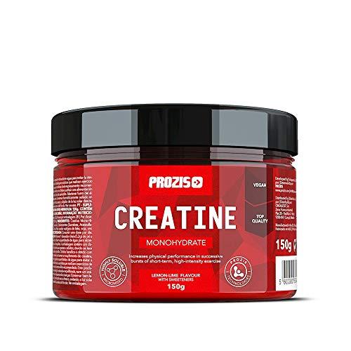 Prozis Kreatin-Monohydrat Zitrone/Limette, 1er Pack (1 x 150 g)