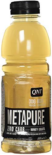 Qnt Metapure Zero Carb Drink Lemon Lime, 12 x 500 ml